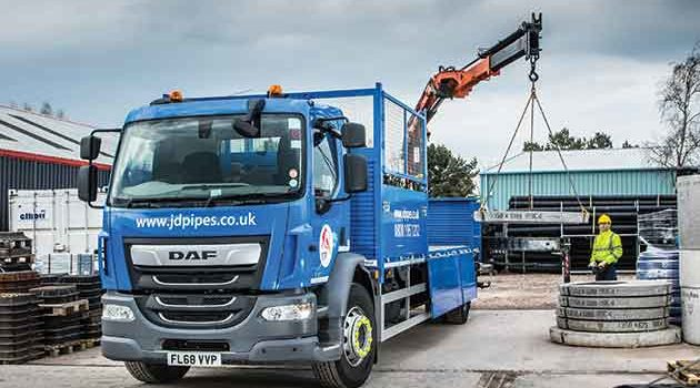 Keeping Compliant With New Trucks From Ryder
