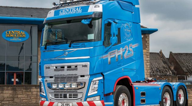 Central Celebrates 25 Years With A Special FH25