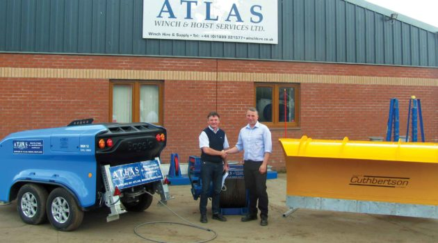 James A Cuthbertson Acquired By Atlas Winch
