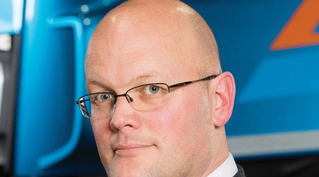 Change At The Top For DAF UK