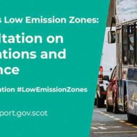 New Consultation On LEZ Regulations