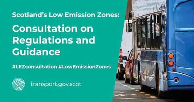 New Consultation On LEZ Regulations