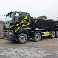 Renault Tipper Test