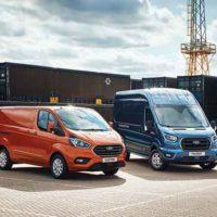 Van Sales On The Up