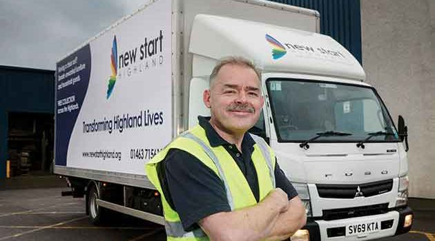 Fuso Canter, Transforming Highland Lives