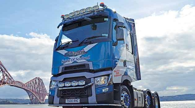 RENAULT TRUCKS IN SCOTLAND