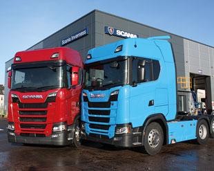 Scania Inverness