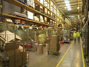 Britain's Supply Chain At Risk