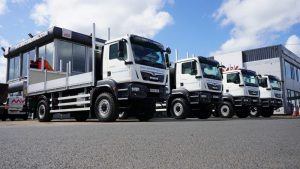 JAM Drilling Takes Specialist Trucks from MV Commercial