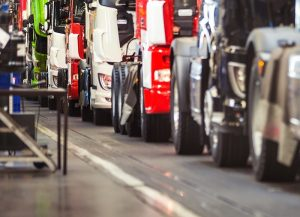 Just 15 commercial vehicles manufactured in UK during April