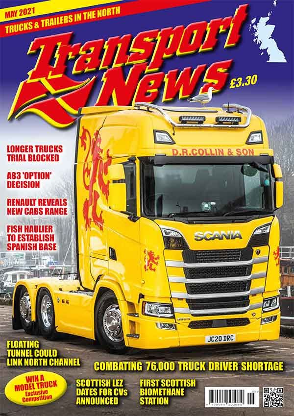 Transport News Issue - May 2021