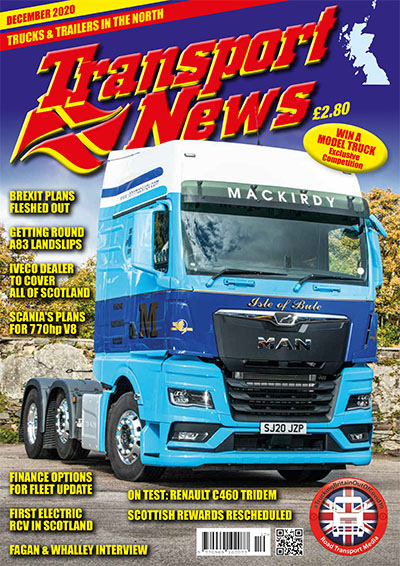 Transport News Issue - December 2020